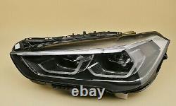 Headlight headlamp BMW X1 F48 Facelift 2019-2020 Full LED, Left / Passenger Side
