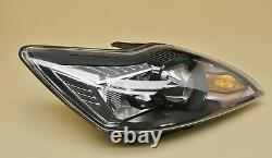 Headlight headlamp Ford Focus II MK2 Facelift 2007-2011 Xenon right side, O/S