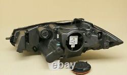 Headlight headlamp Jaguar XF Facelift 2011-2016 Xenon, right side, driver side