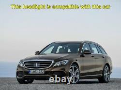 Headlight headlamp Mercedes C-Class W205 2014-2018 Full LED Multibeam, Left Side