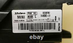 Headlight headlamp Mini Cooper F54 F55 F56 2014-2017 Full LED Left Side, N/S