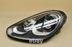 Headlight headlamp Porsche Cayenne 958 (92A) Facelift 2014-2016 Xenon, Left Side