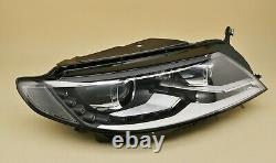 Headlight headlamp VW Passat CC Facelift 2012-2016 Xenon, Right Side Driver Side