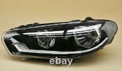 Headlight headlamp VW Scirocco III MK3 Facelift 2014-2017 Left / Passenger Side