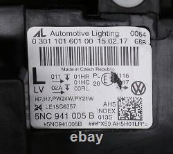 Headlight headlamp VW Tiguan II MK2 2016-2019 left side, passenger side, N/S
