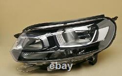 Headlight headlamp Vauxhall Vivaro III MK3 2020-2021 Left Side, Passenger Side
