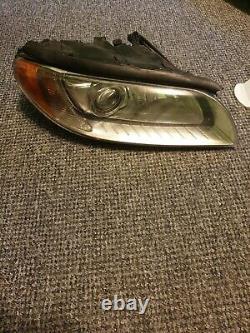 Headlight headlamp Volvo S80 MK2 V70 XC70 2007-2012 Adaptive Xenon, right side