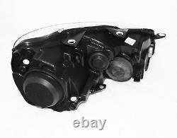 LHD Left Side Headlight Headlamp H7 H15 VW Golf MK6 1K