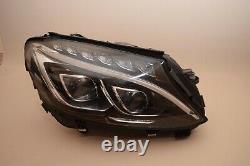 MERCEDES C CLASS W205 2014-2018 Right Drivers Side Led Headlight Headlamp