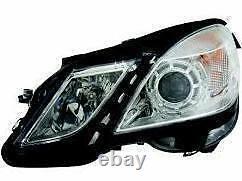 Mercedes Benz E Class Headlight Unit Passenger's Side Headlamp Unit 2009-2013
