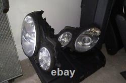 Mercedes W211 E CLASS HEADLIGHTS 2001 -2009 Hella 1LL008369-281 Head Lamp Unit