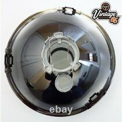 Morris Minor Genuine Quadoptic 7 Sealed Beam Conversion Halogen Headlight Kit