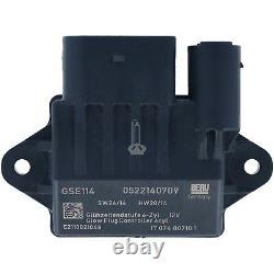 ORIGINAL BERU Glühsteuergerät GSE114 0522140709 6 Zylinder für Mercedes Benz NEU
