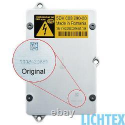 ORIGINAL HELLA Xenon Scheinwerfer Steuergerät 5DV 008 290-00 Vorschaltgerät NEU