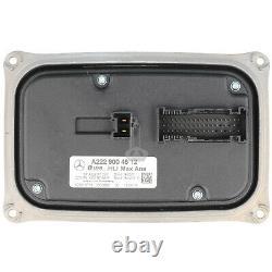 ORIGINAL LEAR HLI Max Ana A2229000702 LED Scheinwerfer Steuergerät RECHTS X/C253