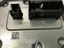 ORIGINAL LED STEUERGERÄT MERCEDES C W205 A2059006805 Leuchtweitenregulierung