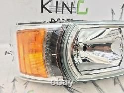 Scania P R 6 Series 2011-2016 Headlight Led Lamp Light Right Driver Side 2241827