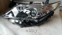 Toyota Auris 2013-2015 Led Type Headlight Headlamp Pair Set O/s N/s Right Left