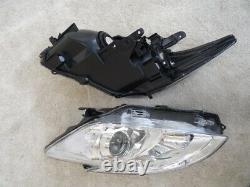 Toyota Prius 2009-2016 Chrome Front Headlight Headlamp Pair Left & Right
