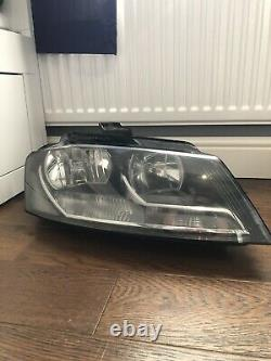 Used Audi A3 Hatchback 7/2008-10/2012 Headlight Headlamps (Set of Left & Right)