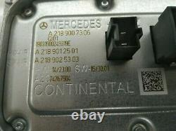 VOLL LED STEUERGERÄT MERCEDES AMG GT W190 VITO V-Klasse W447 W448 A2189007306