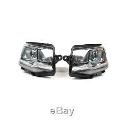 VW Volkswagen Transporter Caravelle T6 Headlights Headlamps 2016-2019