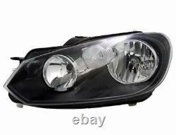 Volkswagen Golf Headlight Unit Passenger's Side Headlamp Unit 2009-2012