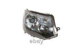Vw T5 T5.1 Transporter Standard Headlight H4 Offside Right Headlamp 7E2941016T